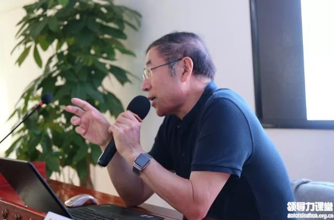 清大EMBA总裁班金占明教授