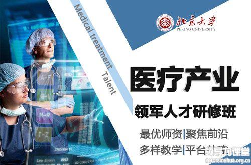 北京大学医疗产业(医院)领军人才研修班